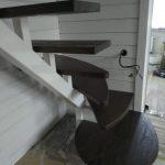 Лестницы на монокосоуре 3